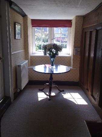 Great Seaside B & B: Entrance hall