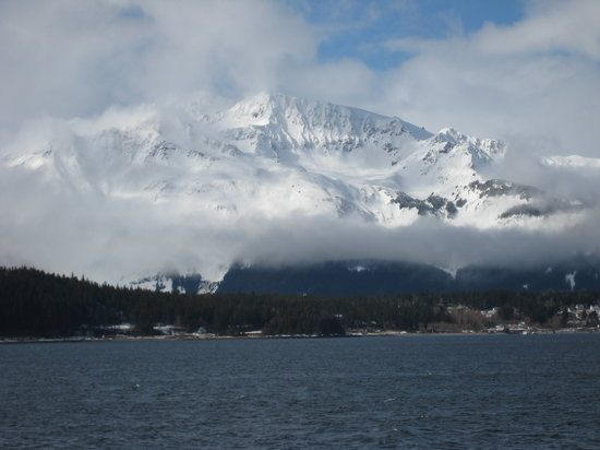 Haines, AK: View from town