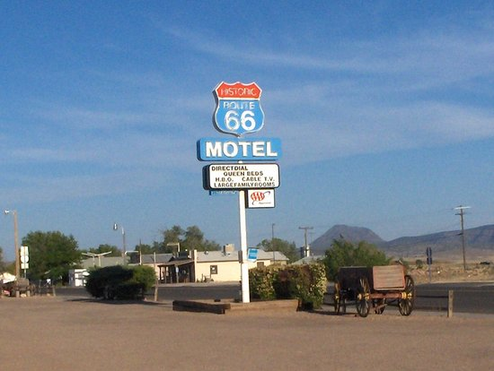 ‪Historical Route 66 Motel‬