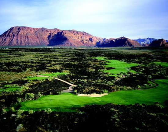 St. George, UT: Entrada Golf Course