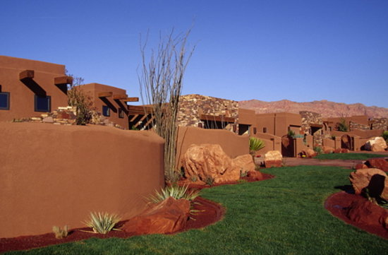 St George, UT: Casitas Front