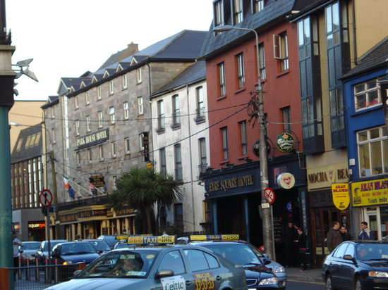 Hotels In Galway Near Train Station