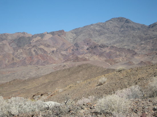 Death Valley National Park, CA: Jubilee Pass