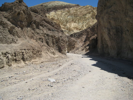 Death Valley National Park, CA: Mosaic Canyon