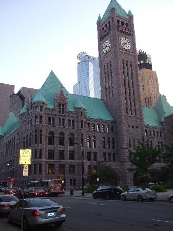 Residence Inn at The Depot: Old City Hall/Court House