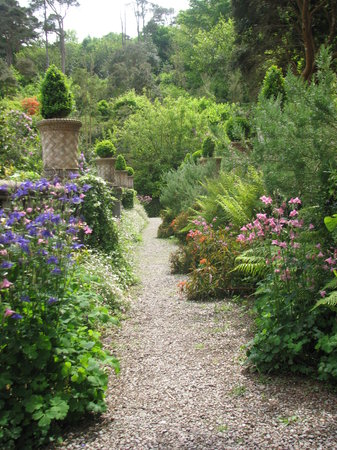 , : Bantry House Gardens