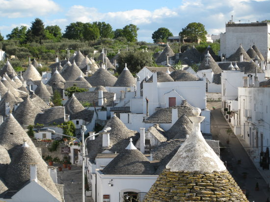 Residence Trulli Holiday: Trulli village