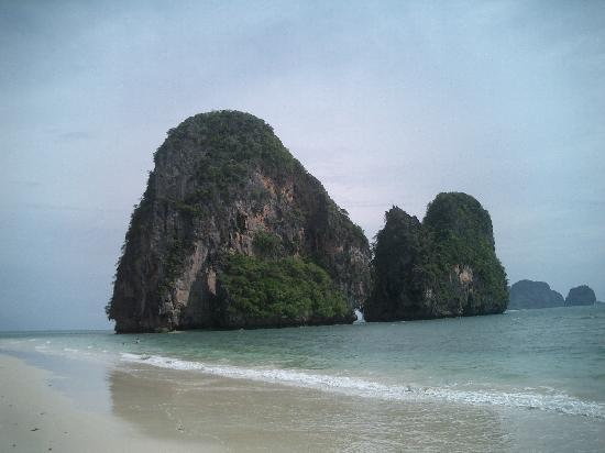 Krabi Resort: Railay Island(Railay beach)