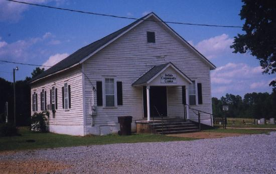 Kosciusko, MS : Oprah's first church