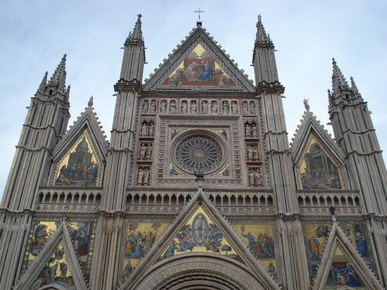 orvieto duomo