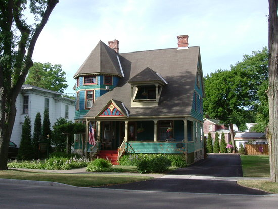 Photo of Trimmer House Bed and Breakfast Penn Yan