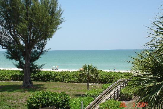‪‪Sanibel Cottages Resort‬: Beach‬