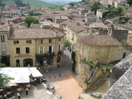 Saint-Emilion Photos - Featured Images of Saint-Emilion, Gironde ...