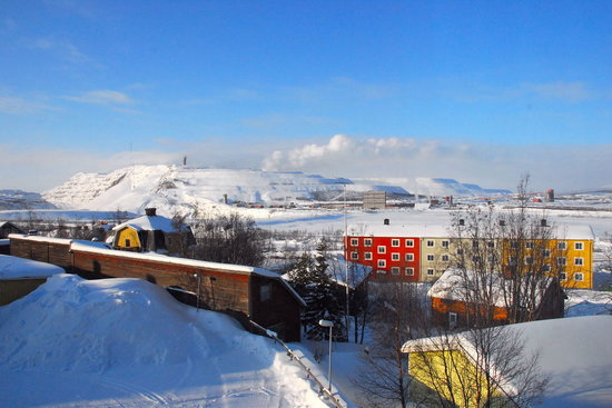 Kiruna bilder
