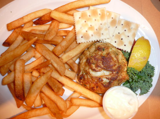 Crab Cakes In Towson Md