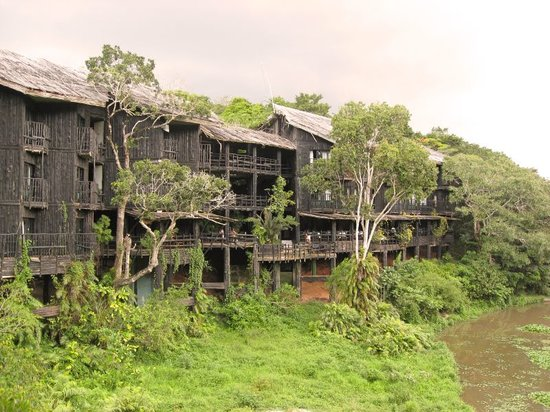 Shimba Hills Lodge Hotel