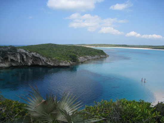 Long Island: Deans Blue Hole