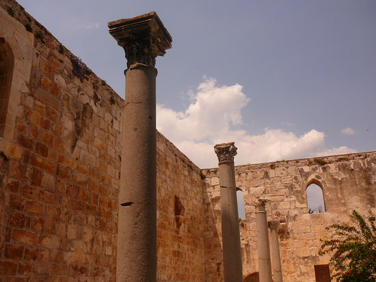 Selcuk, Turkey: Courtyard
