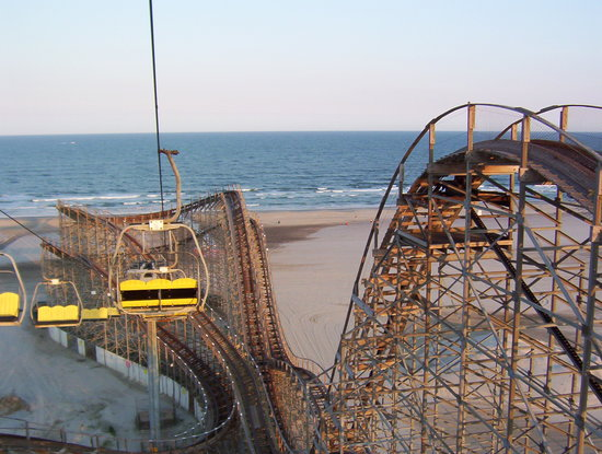 Wildwood Crest, NJ: Morey&#39;s Piers