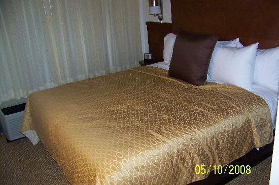 Hyatt Place Nashville/Brentwood : Comfortable bed