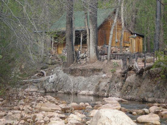 Payson, AZ: Cabin on the creek