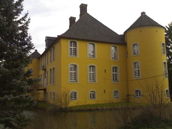 Bocholt, Germany: The castle