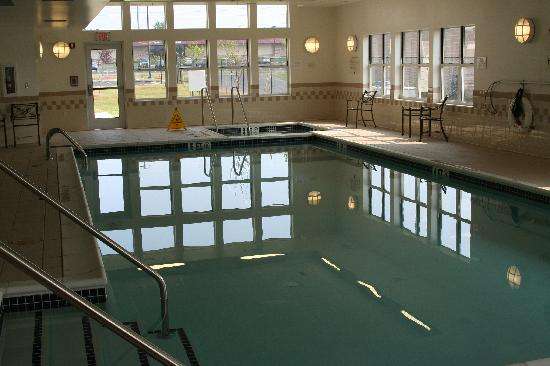 Indoor Pool Picture Of Residence Inn Harrisburg Hershey Harrisburg Tripadvisor