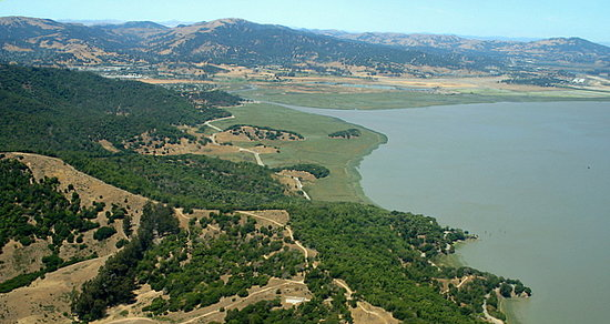 San Rafael, Californien: China Camp State Park