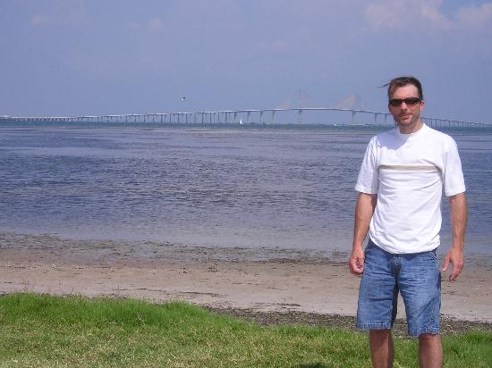 Watergarden Inn at the Bay: The Sunshine Skyway Bridge http://www.pbs.org/wgbh/buildingbig/wonder/structure/sunshineskyway1_