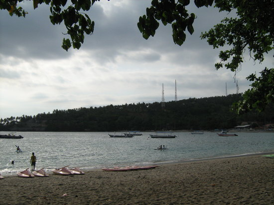 Senggigi, : Beach View