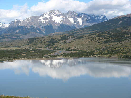 Puerto Natales, Chili: Torres del Paine curcuit - 2nd morning