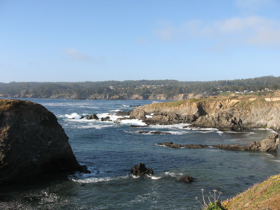 Little River, CA: Mendocino Coastline