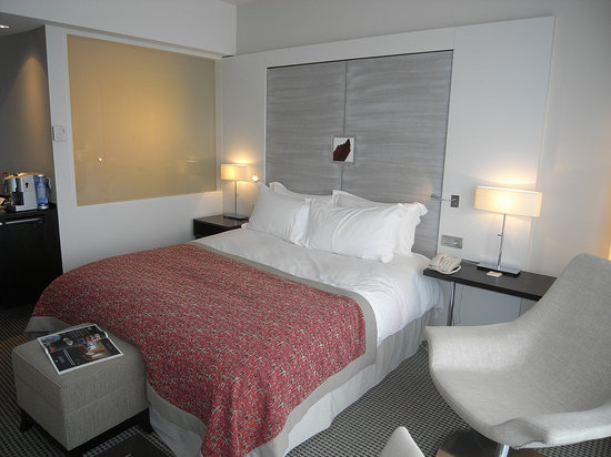 Sofitel Brussels Europe: Room 726
