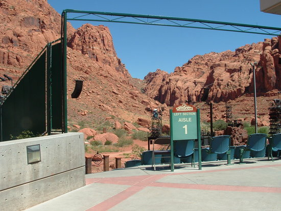St George, UT: Tuacahn Amphitheater