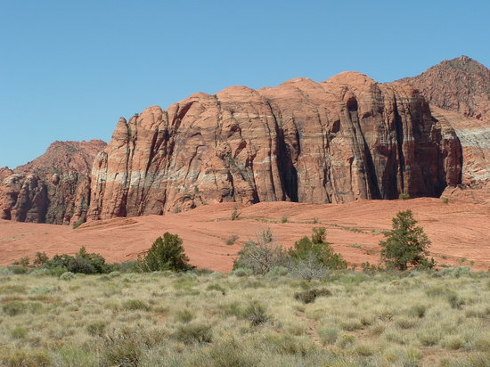 St George, UT: Snow Canyon