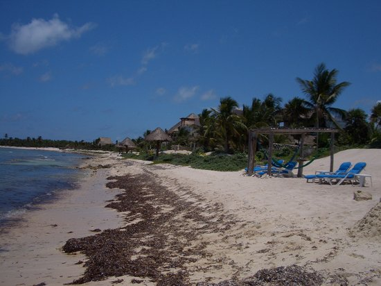 Soliman Bay, Mexico: At the Beach
