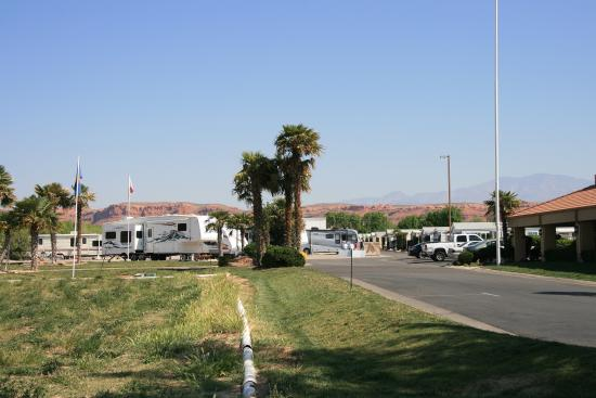 Temple View RV Resort