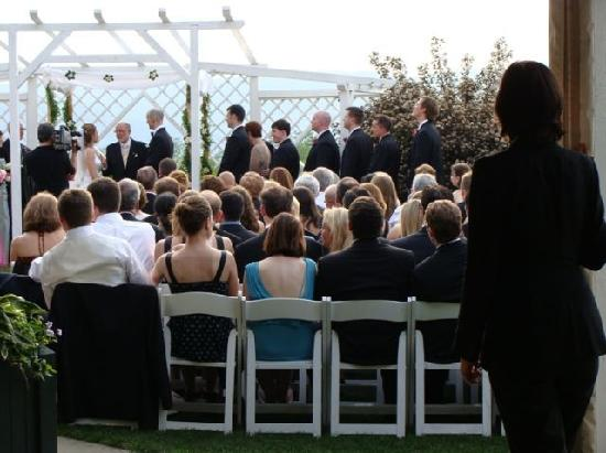 The Garrison -Inn, Golf, Restaurant & Events: Ceremony