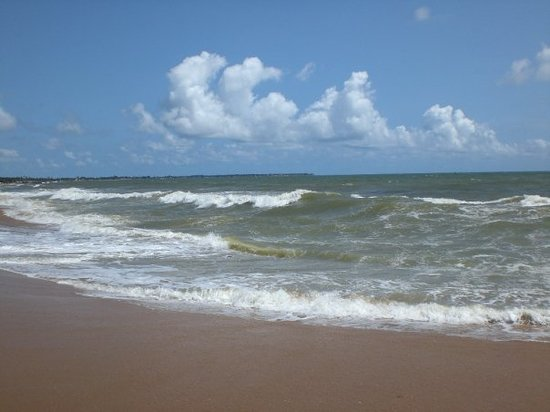 Negombo, Sri Lanka : Inidan Ocean on your doorstep
