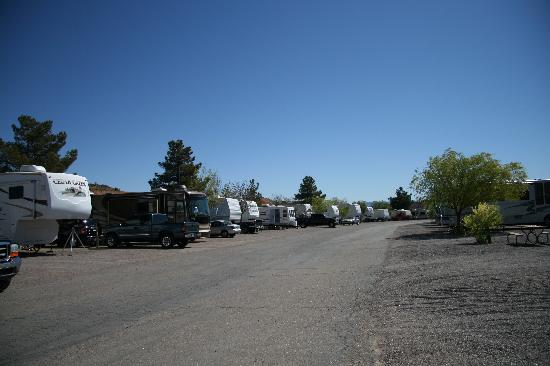 Kingman, AZ: Blake Ranch RV Park