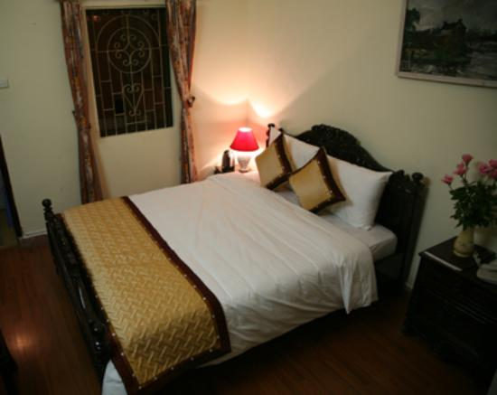 Hoa Linh Hotel: my room
