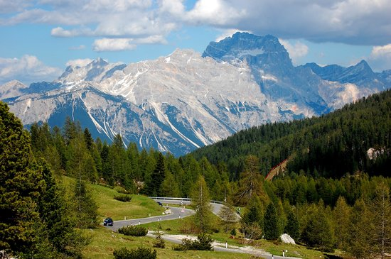 Province of Trento, Italy: Dolomites In May 2007