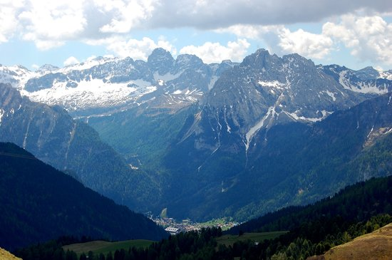 Dolomiterna