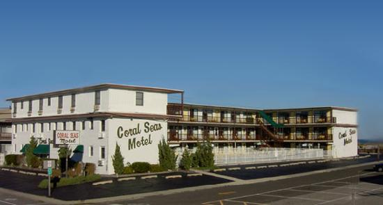 Beach Haven, NJ: Coral Seas Motel