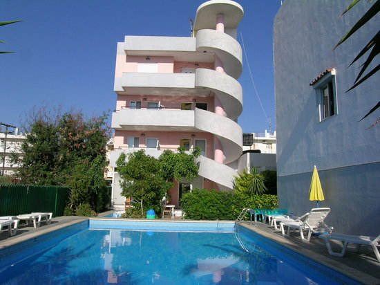 Photo of Minas Apartments Hersonissos