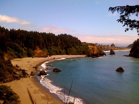 Eureka, CA: Great Picture of College Cove Trinidad, CA Humboldt County