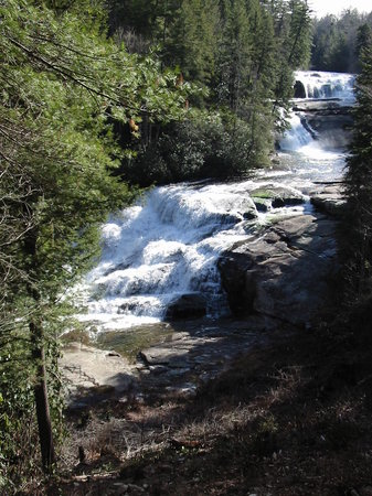 Brevard, Carolina del Norte: Triple Falls