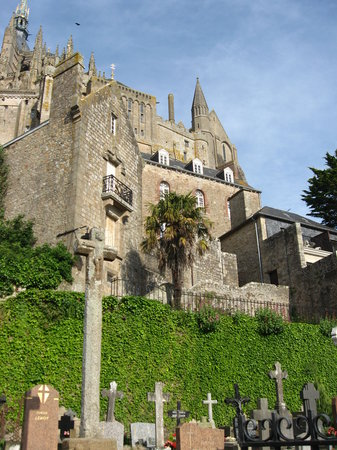 Photo of La Vieille Auberge Le Mont-St-Michel
