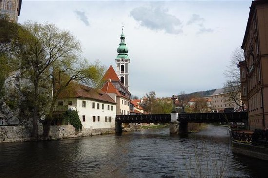 Attracties in Cesky Krumlov