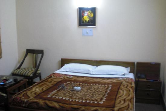 Airport Hotel: Chambre -Bedroom